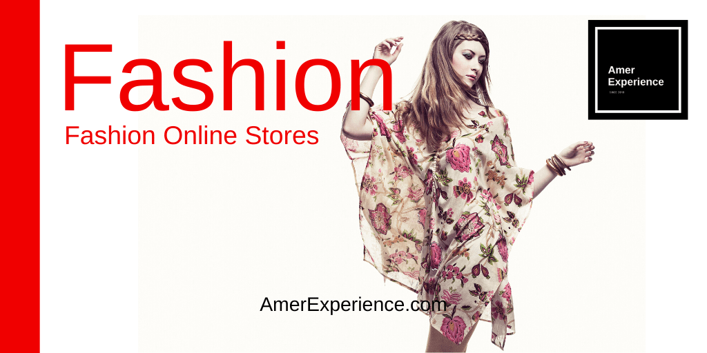 Best Fashion Online Stores