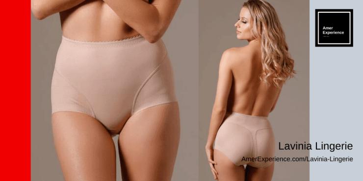 Second Skin Shapewear High Waist Panty Lavinia