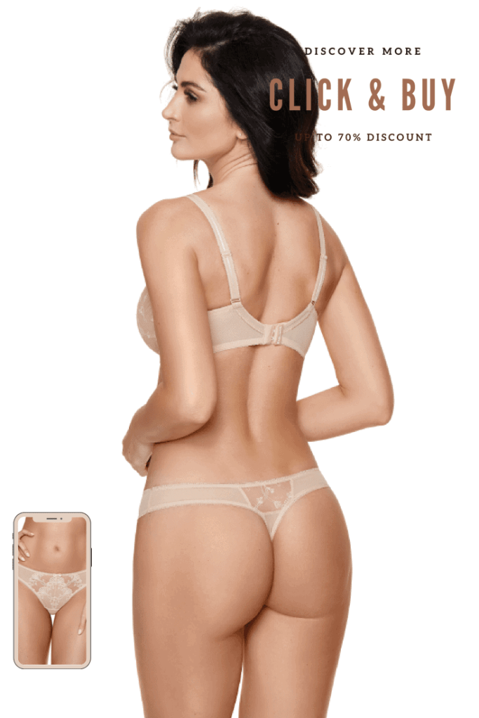 Lavinia Sexy Lingerie Design Lencería Underwear