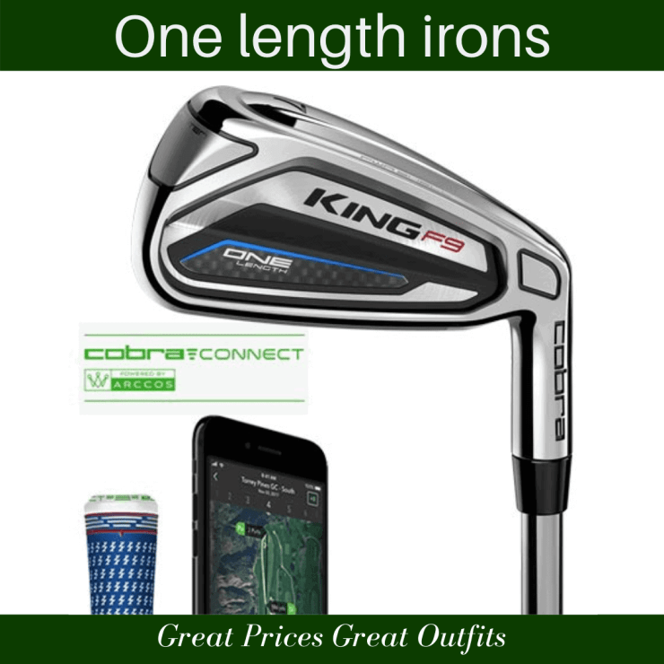 One length iron set to play more consistent - What is the best website for used golf clubs