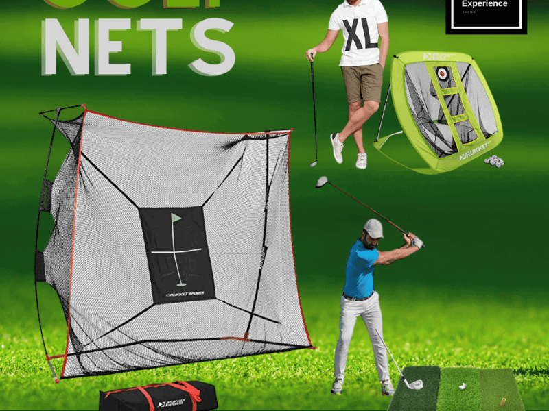 Best Golf Practice Nets AmerExperience.com Experts in Training Equipments