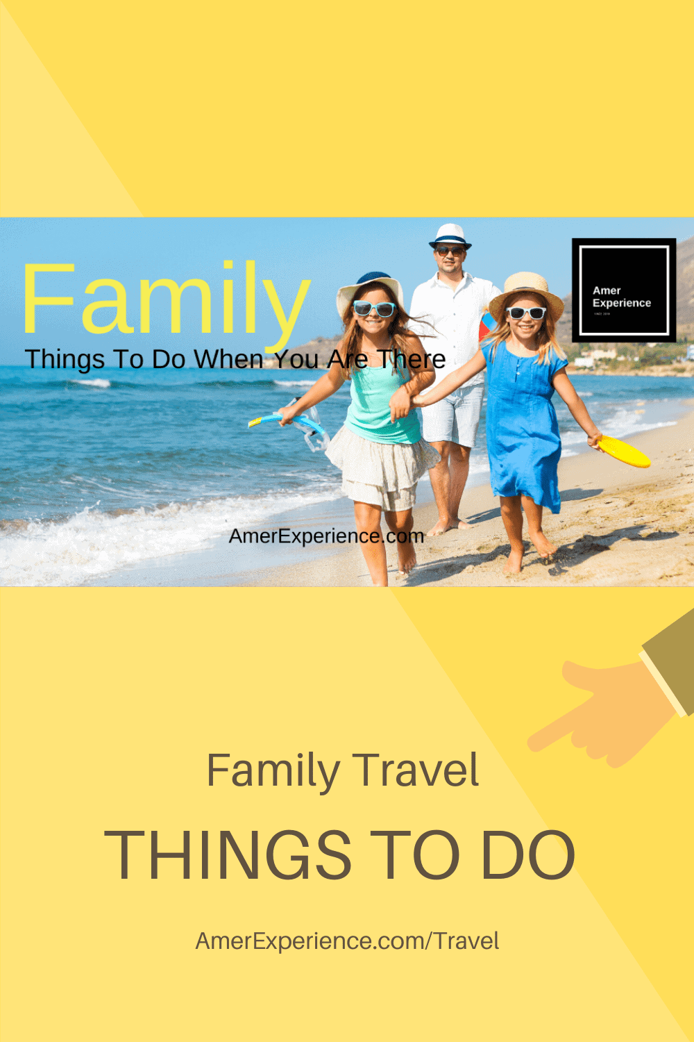 Family travel things to do