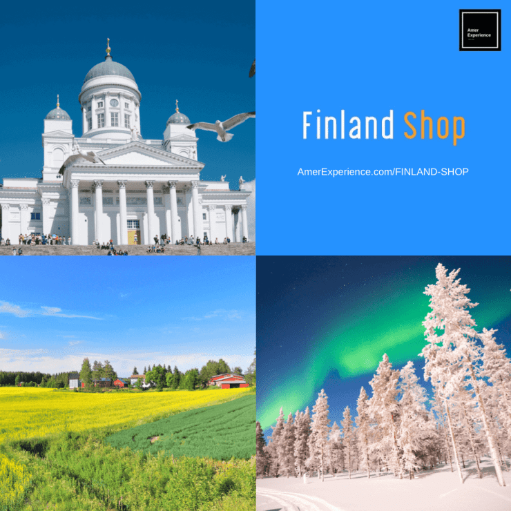 Finland Shop, AMER EXPERIENCE
