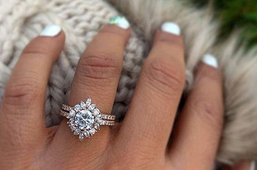 bridal sets rings barkev's