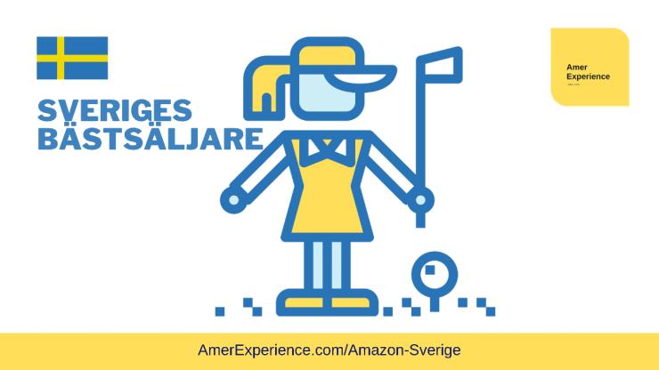 Amazon Sverige - Sveriges bästa erbjudanden just nu på golfutrustning - Golfklubbor, Golfbollar, Golfväskor