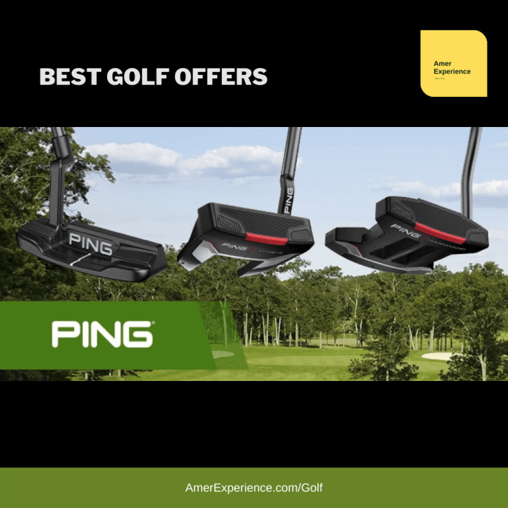 Best Online Offers Golf Putters Ping