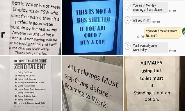 People reveal the VERY ridiculous requests of their unreasonable managers, AMER EXPERIENCE