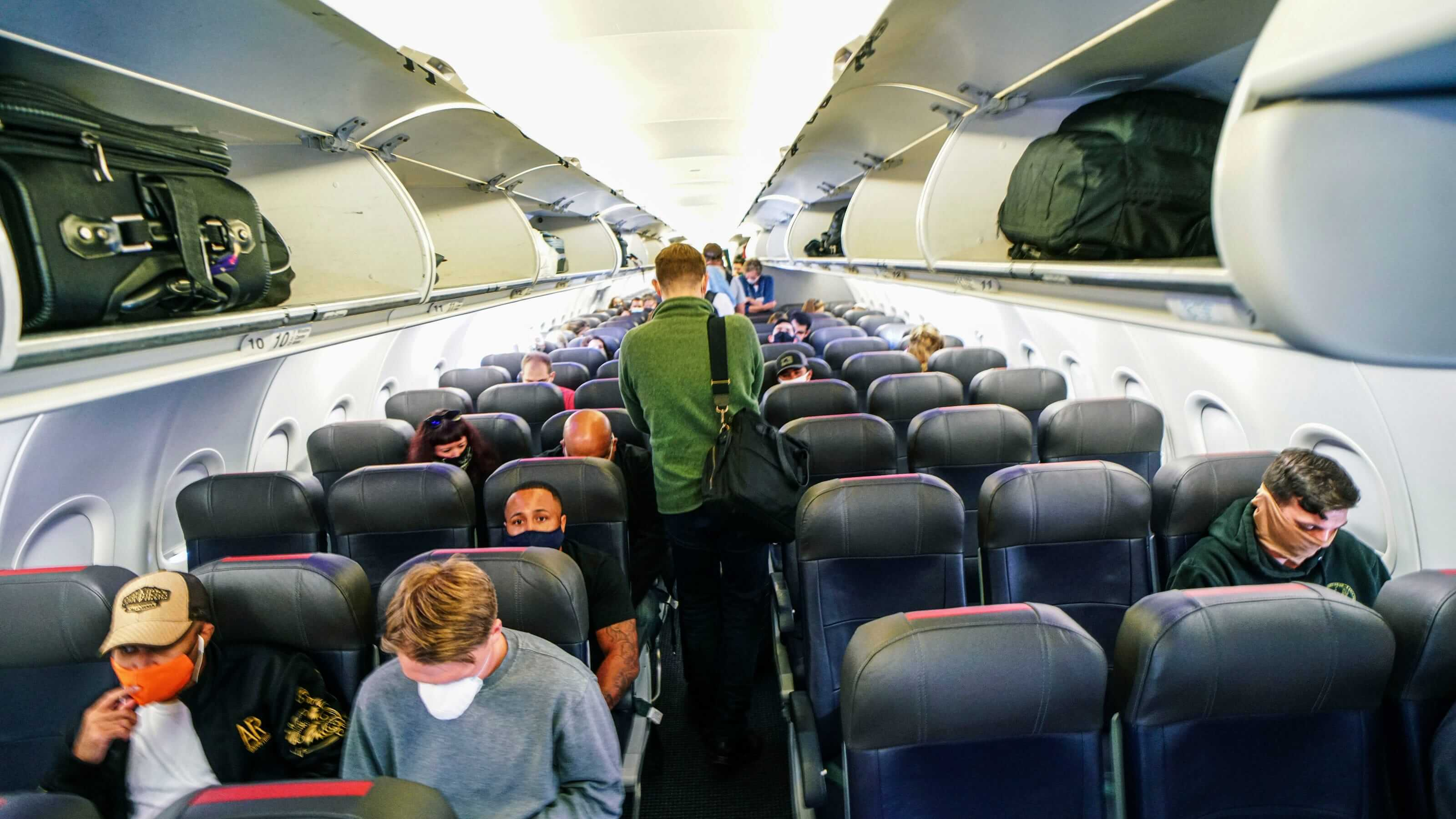 The government is mandating vaccination for most U.S. workers. Are airline passengers next?, AMER EXPERIENCE