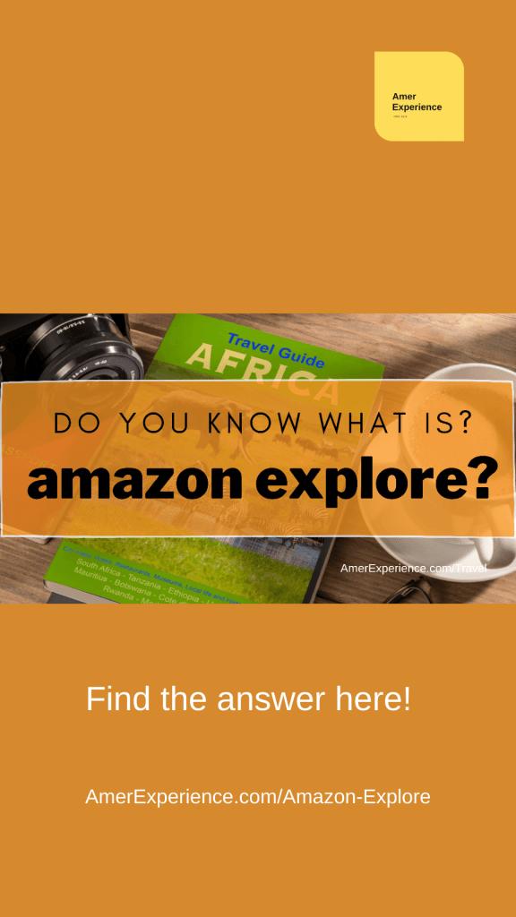 Amazon Explore Virtual Travel Tours Worldwide Experiences