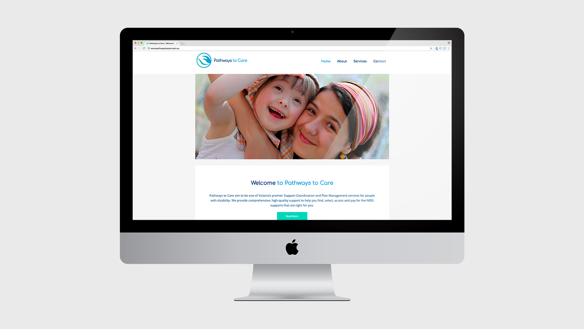 Pathways to Care - Website Development