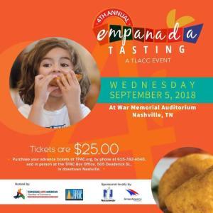 2018 Empanada Tasting