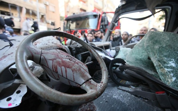 Deadly suicide bombing hits Shia suburb in Beirut | Al ...