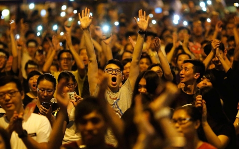 HK Unveils Vote Plan | Al Jazeera America