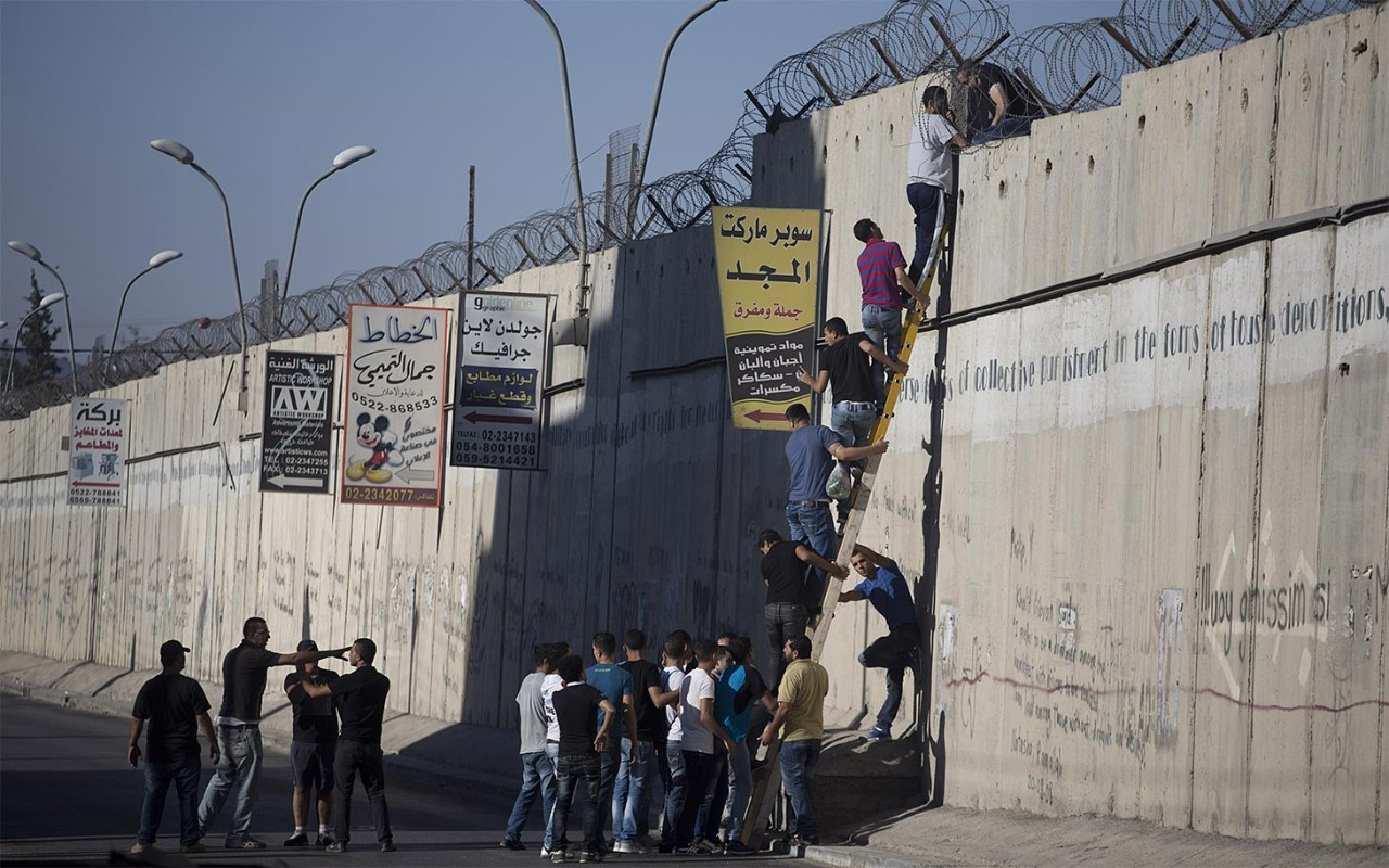 Image result for images barrier wall Israel