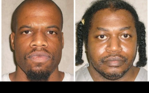 Thumbnail image for Okla. botches execution: Inmate writhes in 'violent struggle' before dying