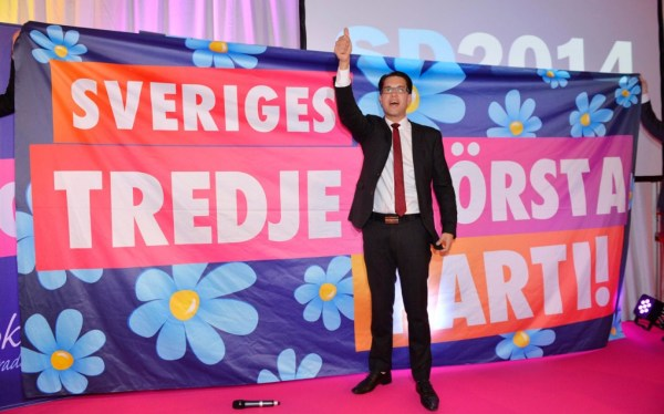 Swedish left-wing bloc wins vote as far-right gains | Al ...