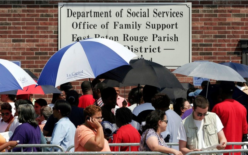 Food Stamp Office Baton Rouge