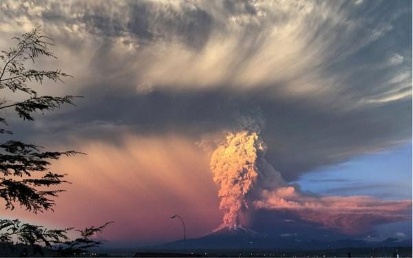 Volcano Erupts in Chile, Hundreds Evacuated   Al Jazeera ...