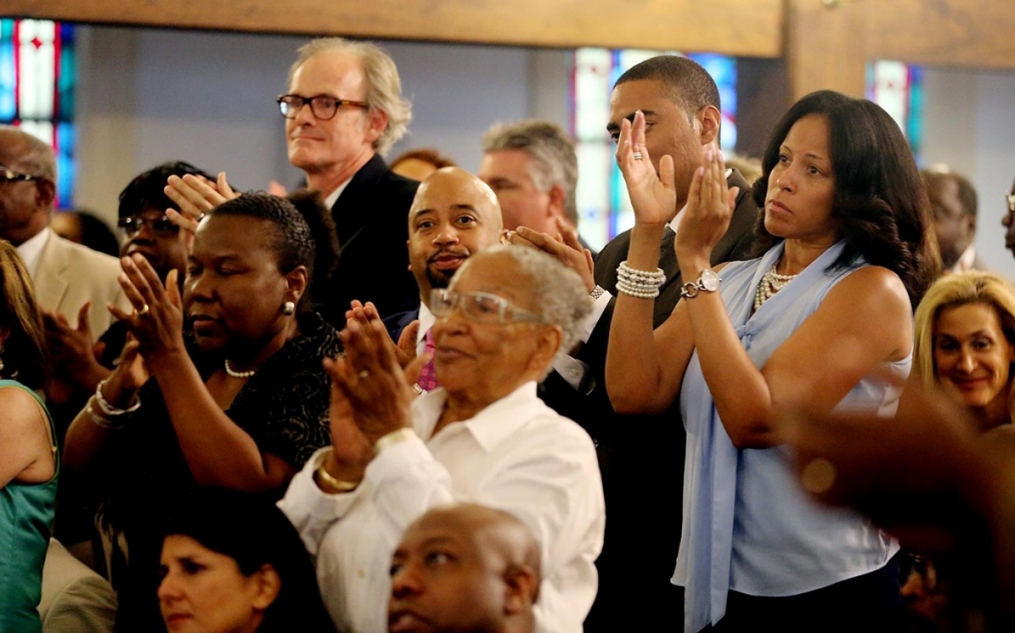 Charleston Residents Reckon With Church Massacre