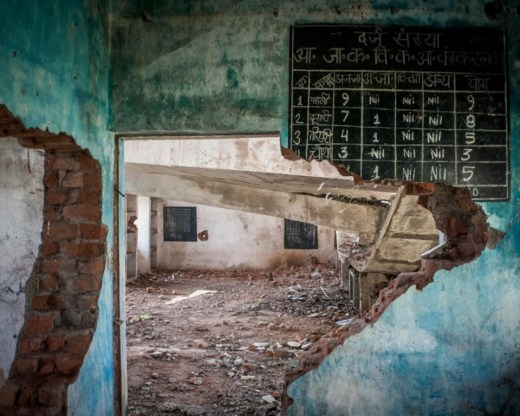 Maoists school