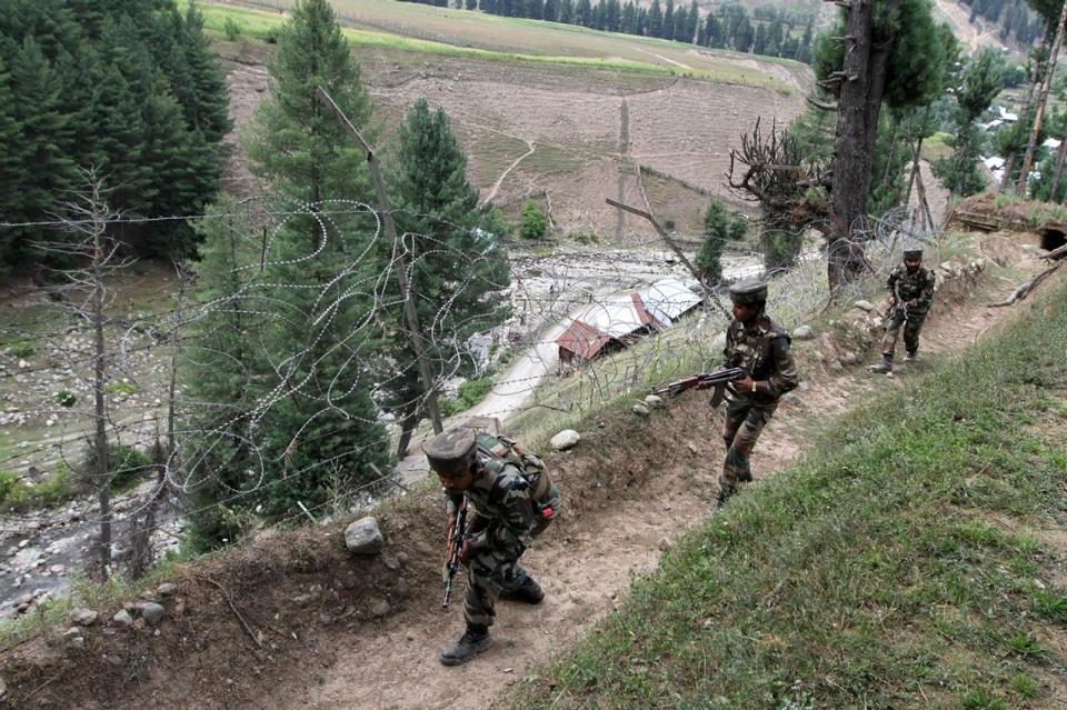 Machil India Kashmir