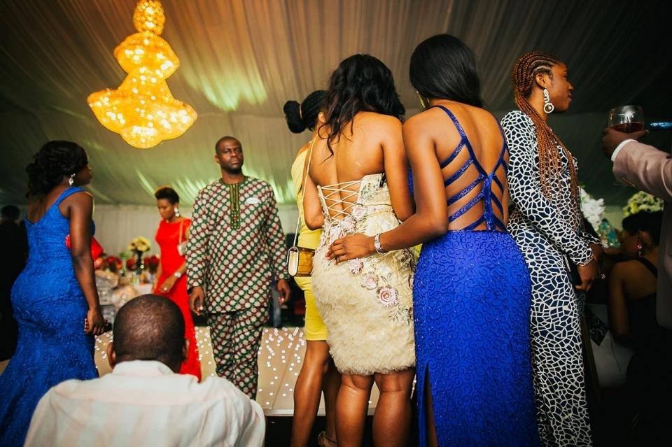 "Nigerian Photographer Jide Odukoya's ""Turn It Up!"""