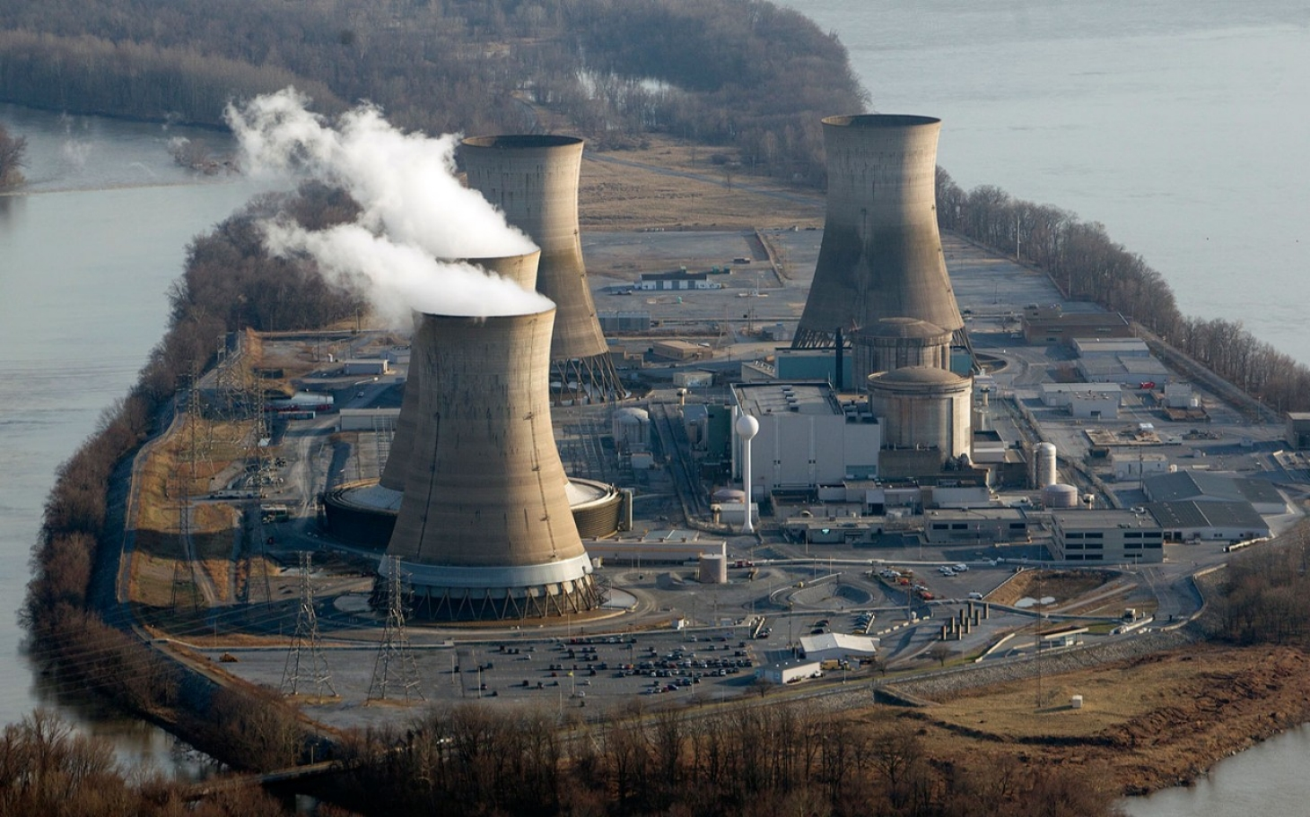 Nuclear Power Plants America