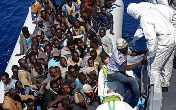 Enforcement Won't End the Migrant Crisis in the EU | Al ...