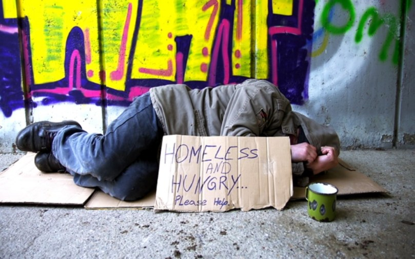 Local homelessness outreach organizations say there could be as many as 8,000 people sleeping on the streets in Nashville