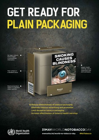 Posters: Get ready for plain packaging