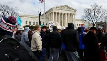 Milhares de manifestantes anti-aborto enchem ruas da DC em março pela Vida