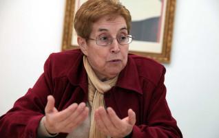 HNA. JOSEFA PASTOR LLENA DE FUERZA A MILPA CHILE