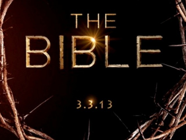 "SE ESTRENA SERIE ""THE BIBLE"""