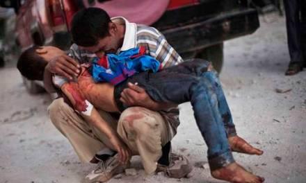 SIRIA: DONDE LA PAZ PELIGRA