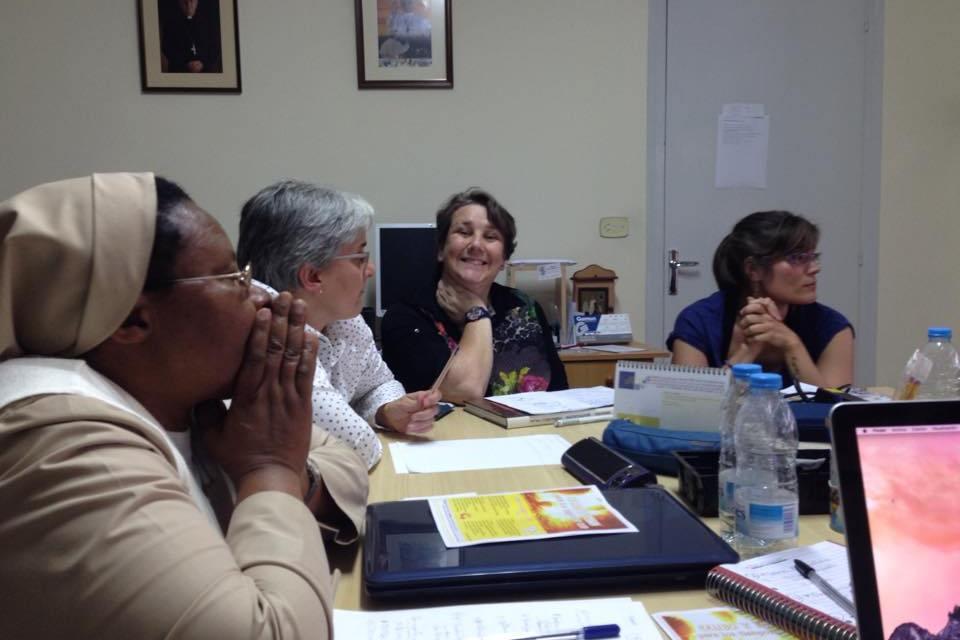 EQUIPO GENERAL DE ESPIRITUALIDAD