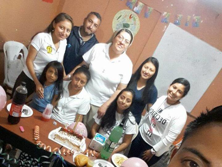 ASÍ SE VIVIÓ EL DÍA PALAUTIANO: SAN MIGUEL DE LOS BANCOS, ECUADOR