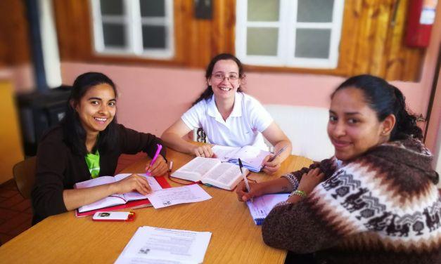 MISIÓN DEL NOVICIADO EN  CHILE: LIQUIÑE-VILLARRICA