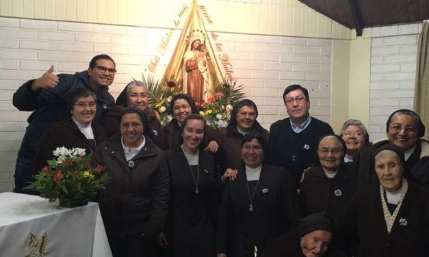 DESPIDIENDO 63 AÑOS DE COMUNIÓN Y SERVICIO