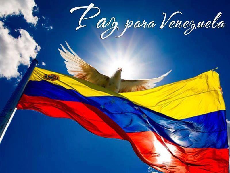 VENEZUELA: NO TEMAS, YO ESTOY CONTIGO