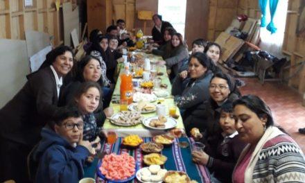 PROVINCIAL DE AMÉRICA EN TIERRAS BLANCAS, CHILE