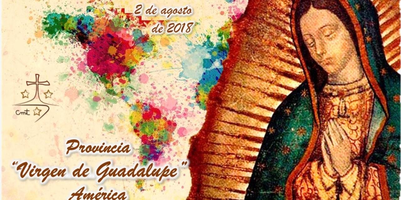 REGISTRO AUDIOVISUAL COMIENZO PROVINCIA VIRGEN DE GUADALUPE