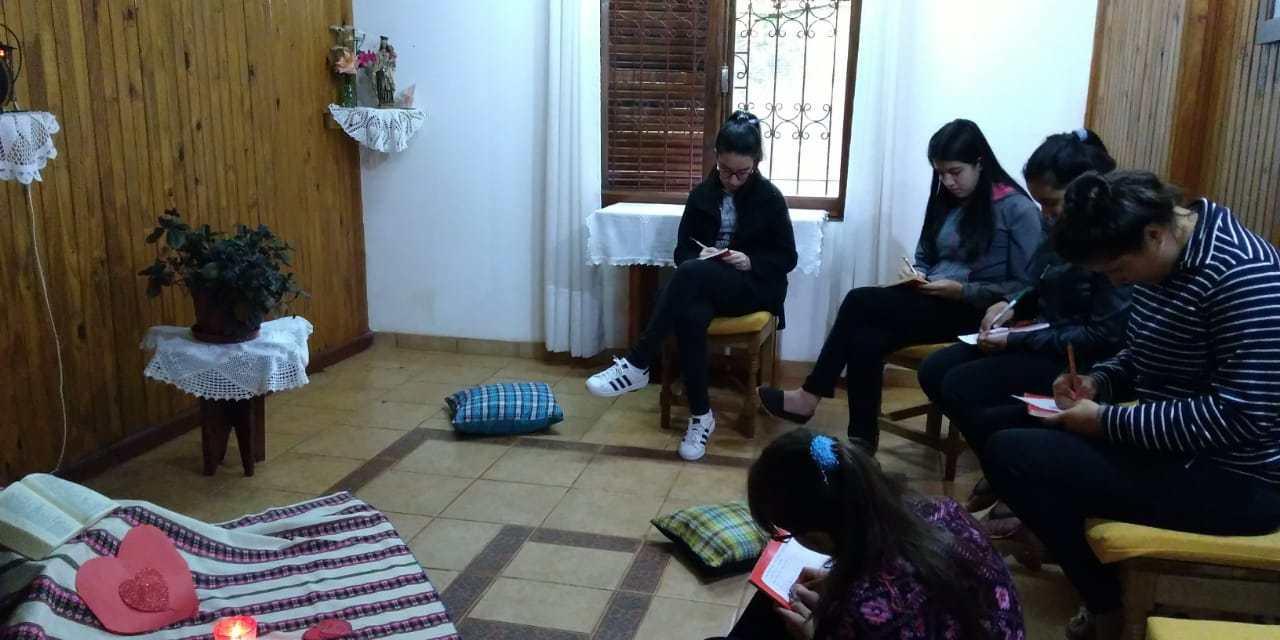 A LA ESCUCHA DE LA AMADA: JORNADAS VOCACIONALES EN MADO