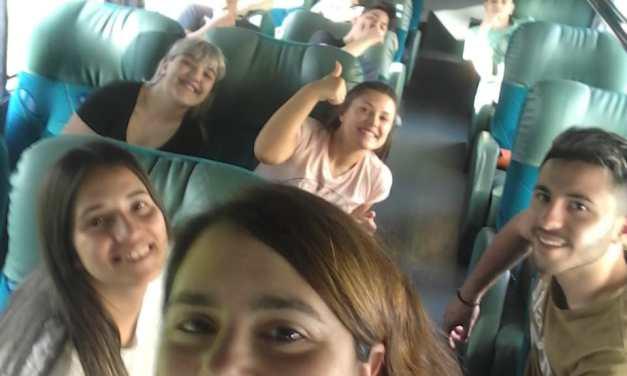 EN CAMINO AL ENCUENTRO DE  COLEGIOS PALAUTIANOS EN ARGENTINA