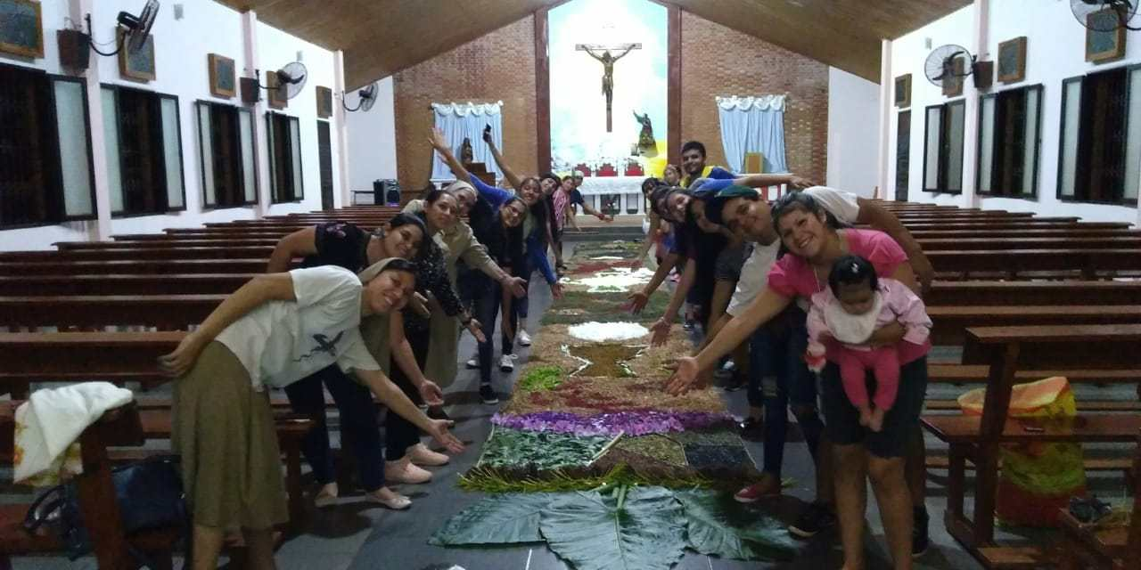 Fiesta del Corpus Cristi