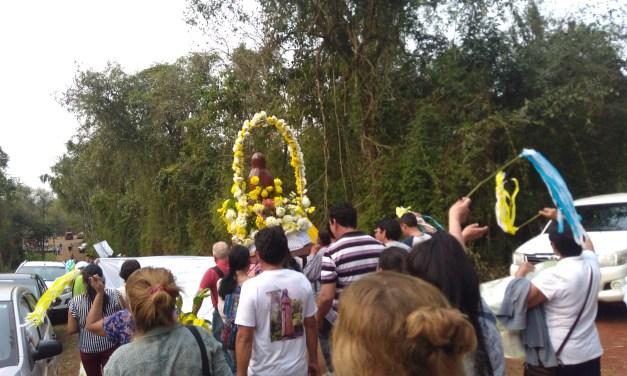 32° Peregrinación a Santa María del Yguasu