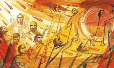 CIRCULAR DE LA ANIMADORA GRAL. CMT EN PENTECOSTES