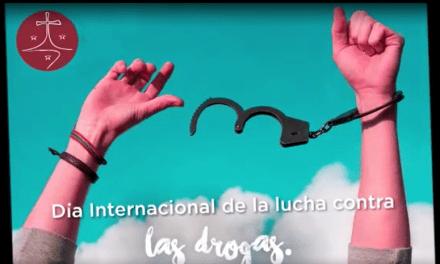 DÍA INTERNACIONAL CONTRA LA DROGA