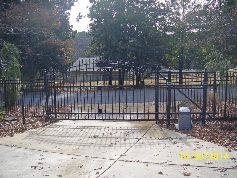 estate gates Buford, fence company Buford