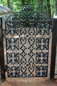 estate gates Suwanee, custom gates Suwanee