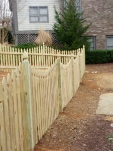 picket fence Loganville, fences Loganville